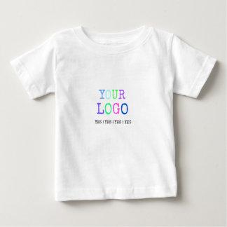 Camiseta De Bebé Diseñe su propio logotipo personalizado