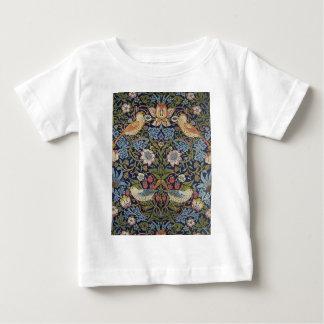 Camiseta De Bebé Diseño 1883 del ladrón de la fresa de William