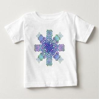 Camiseta De Bebé Diseño céltico decorativo