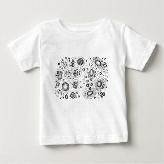 Camiseta De Bebé Diseño celular