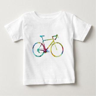 Camiseta De Bebé Diseño de la bici