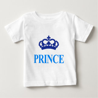 Camiseta De Bebé diseño lindo fresco del Príncipe heredero