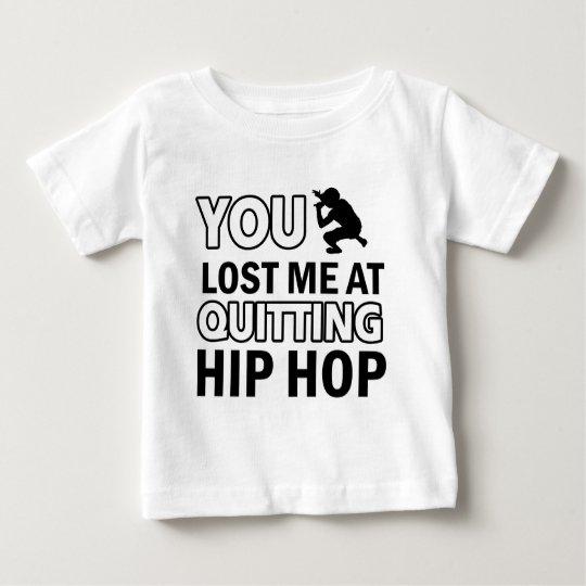 Camiseta De Bebé Diseños de Hip Hop