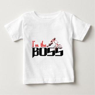 Camiseta De Bebé Diseños de la bici de Boss