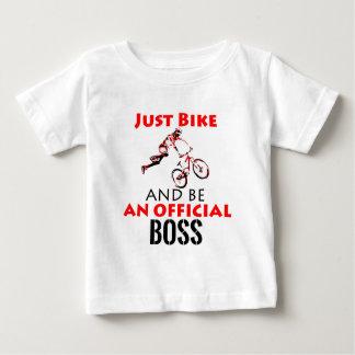 Camiseta De Bebé diseños del mortocycle