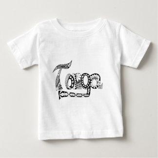 Camiseta De Bebé Diseños tradicionales de Tonga