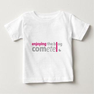 Camiseta De Bebé Disfruta del blog Cómete el punto!