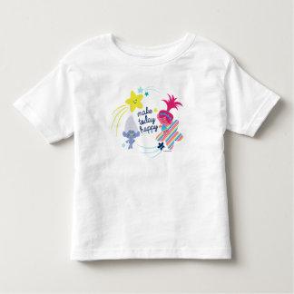 Camiseta De Bebé Diversión de los duendes el   Glitteriffic