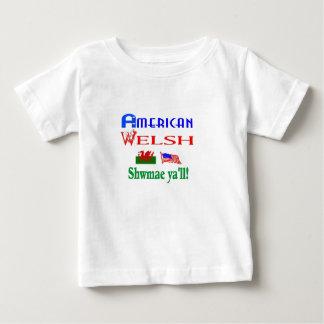 Camiseta De Bebé ¡Diversión para todo el ésos con el orgullo Galés!