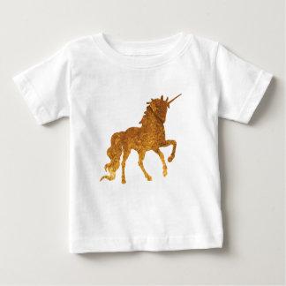 Camiseta De Bebé Diversos colores Prancing mágicos del unicornio de