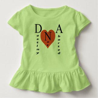 CAMISETA DE BEBÉ DNA