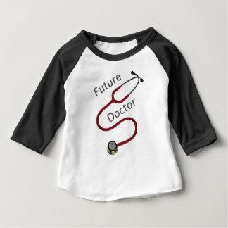 Camiseta De Bebé Doctor futuro el Dr.