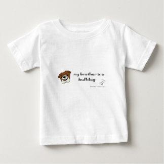 Camiseta De Bebé dogo