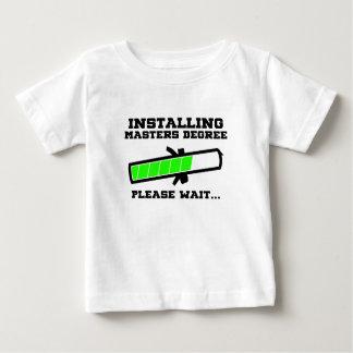 Camiseta De Bebé domina al estudiante