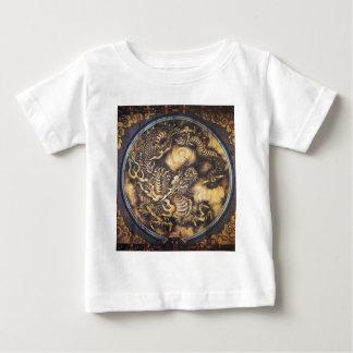 Camiseta De Bebé Dragón oriental japonés tradicional - 日本 - 鳴き龍