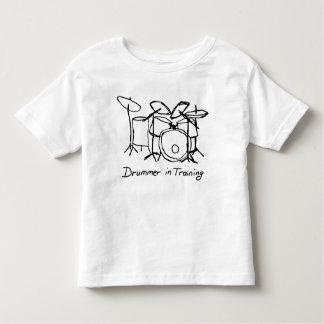 Camiseta De Bebé Drmmer en el entrenamiento