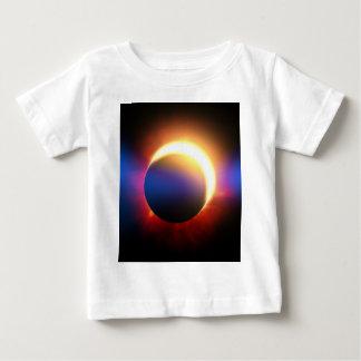 Camiseta De Bebé Eclipse solar