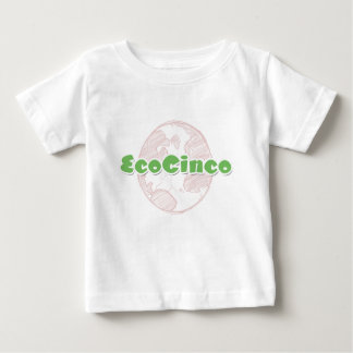 Camiseta De Bebé EcoCinco - Una iniciativa por el planeta