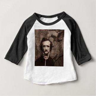 Camiseta De Bebé Edgar Allan Poe