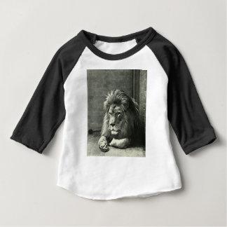 Camiseta De Bebé Ejemplo del león