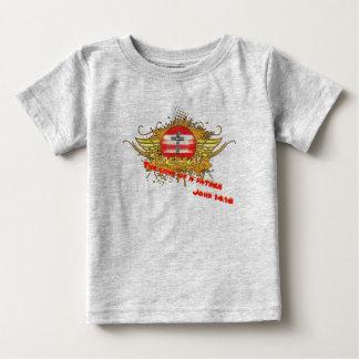Camiseta De Bebé El amor de un 14:16 de Juan del padre