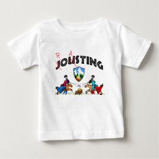 Camiseta De Bebé El campista Knights oscuridad divertida de la