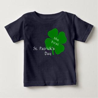 Camiseta De Bebé El día de mi 1r St Patrick
