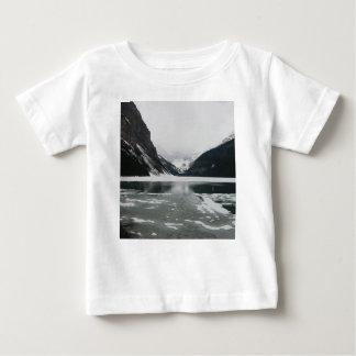 Camiseta De Bebé El extremo del invierno, Lake Louise