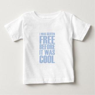 Camiseta De Bebé El gluten libera