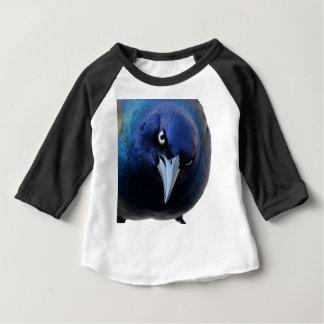 Camiseta De Bebé El Grackle enojado