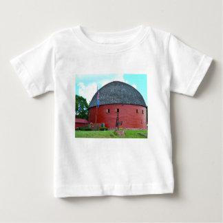 Camiseta De Bebé El granero redondo de la Arcadia