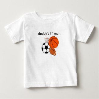 Camiseta De Bebé El hombre del papá