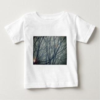 Camiseta De Bebé El invierno está viniendo