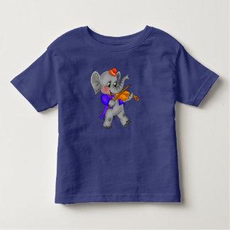 Camiseta De Bebé El jugar para los cacahuetes