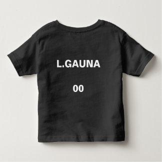 Camiseta De Bebé el mejor merch del juego