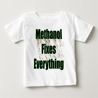 Camiseta De Bebé El metanol fija todo 1