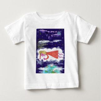 Camiseta De Bebé El niño de sueño