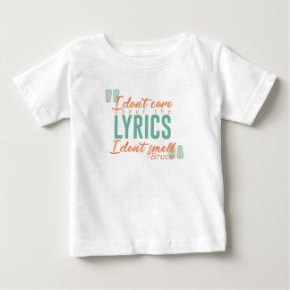 Camiseta De Bebé El palo de los cascabeles huele el villancico Paro