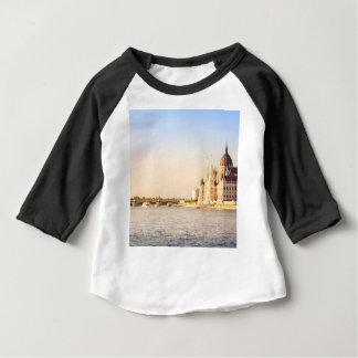 Camiseta De Bebé El parlamento de Budapest