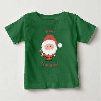 Camiseta De Bebé El pequeño ayudante del papá