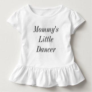 Camiseta De Bebé El pequeño bailarín de la mamá
