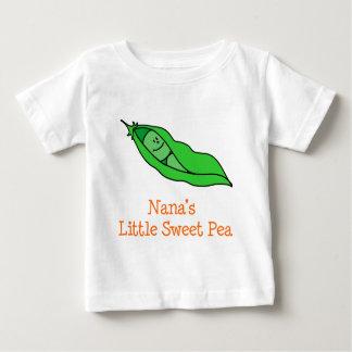Camiseta De Bebé El poco guisante de olor de Nana