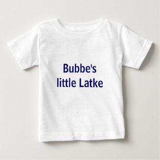 Camiseta De Bebé El poco Latke de Bubbe