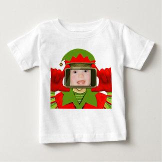 Camiseta De Bebé El primer navidad del bebé