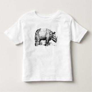 Camiseta De Bebé El rinoceronte
