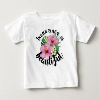 Camiseta De Bebé El seguro es hermoso