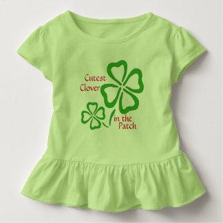 Camiseta De Bebé El trébol más lindo