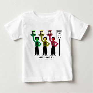 Camiseta De Bebé El trío cambiante de la luz de parada al lado de