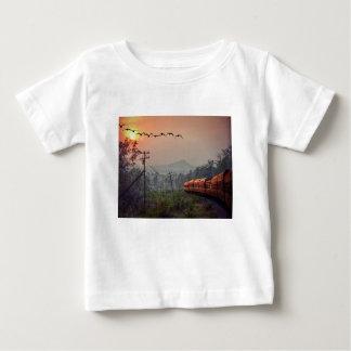 Camiseta De Bebé El viajar
