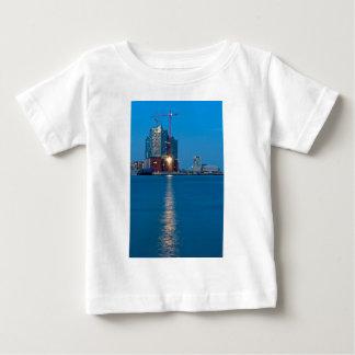 Camiseta De Bebé Elbphilharmonie